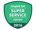 Angies List Super Service Badge